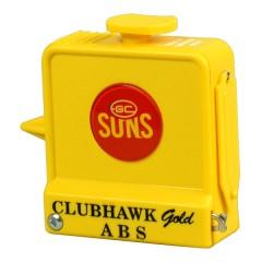 Club Hawk AFL Measure - Gold Coast Suns