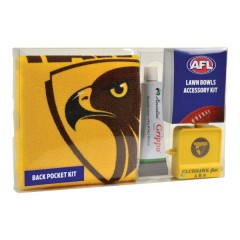 AFL Back Pocket Kit - Hawthorn