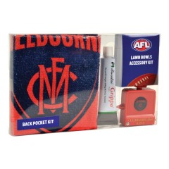 AFL Back Pocket Kit - Melbourne
