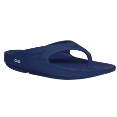 Oofos Thongs Ooriginal - Navy