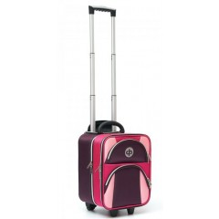 Drakes Pride Regal Trolley Bag Purple/Hot Pink/Pink