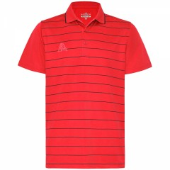 Sporte Leisure Mens Viva Polo Pop Red