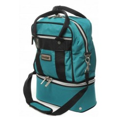 Hunter 310 2 Bowl Carry Bag Turquoise
