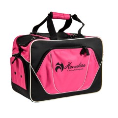 Henselite Bowls Bag: Model Sports Pro Pink/Black