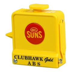 Club Hawk AFL Measure - Gold Coast Suns