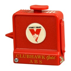 Club Hawk AFL Measure - Sydney Swans
