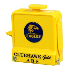 Club Hawk AFL Measure - West Coast Eagles