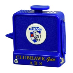 Club Hawk AFL Measure - Western Bulldogs