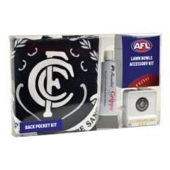 AFL Back Pocket Kit - Carlton