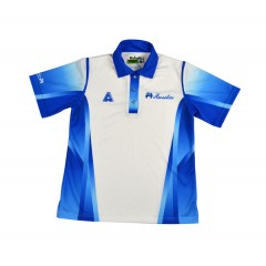 Henselite Ladies Tournament Polo - Blue/White