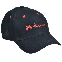 Henselite Cap Navy/Watermelon